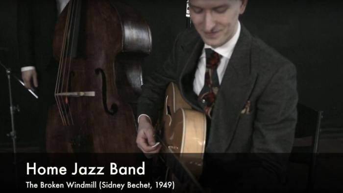 Home Jazz Band Broken Windmill