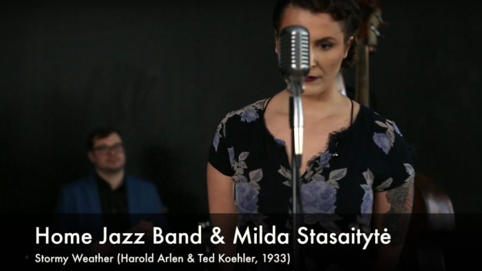 Home Jazz Band Milda