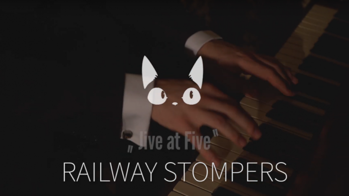 Railway Stompers - Jive at Five