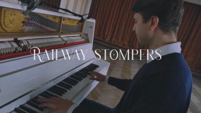 Railway Stompers - Perdido